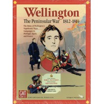 Wellington - The Peninsular War 1812-1814 (wargame GMT) 001