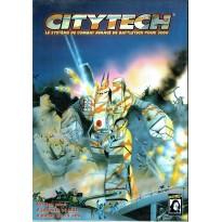 Citytech - Système de combat avancé (jeu de stratégie Battletech en VF) 001