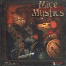 Mice & Mystics (jeu de stratégie de Plaid Hat Games en VO)