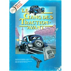 Le Gang des Traction-Avant (jeu de plateau d'International Team en VF)