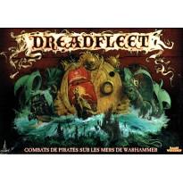 Dreadfleet - Combats de pirates sur les mers de Warhammer (jeu de stratégie en VF) 001
