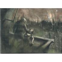 Ecran du Maître & La Fabrique de l'Horreur (jdr Crimes V1en VF) 002