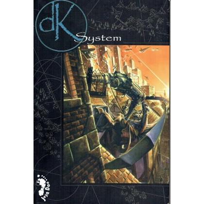DK System - Livre de Base  (jdr 1ère édition) 004