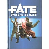 Fate - Système de base (jeu de rôle en VF)