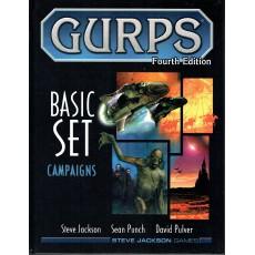 Basic Set Campaigns (GURPS Rpg Fourth edition en VO)