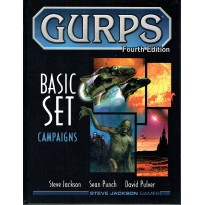 Basic Set Campaigns (GURPS Rpg Fourth edition en VO)