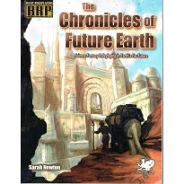 The Chronicles of Future Earth (Rpg de Chaosium en VO) 001
