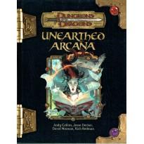Unearthed Arcana (jdr D&D 3.5 en VO)