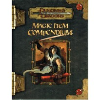 Magic Item Compendium (jdr D&D 3.5 en VO)