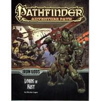 Iron Gods 86 - Lords of Rust (Pathfinder jdr en VO) 001