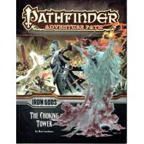 Iron Gods 87 - The Choking Tower (Pathfinder jdr en VO) 001