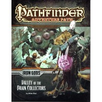 Iron Gods 88 - Valley of the Brain Collectors (Pathfinder jdr en VO) 001
