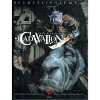 Secrets - Volume 2 (jdr Cadwallon - La Cité Franche en VF) 001