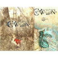 Ecran de Jeu & carte (jdr Cadwallon - La Cité Franche en VF) 001
