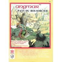 Angmar- Pays du Roi-Sorcier (jeu de rôle JRTM en VF)