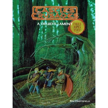 Castles & Crusades - A Druid's Lament (jdr d20 System en VO) 001