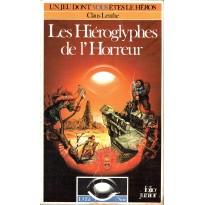 Les Hiéroglyphes de l'Horreur (jdr L'Oeil Noir Gallimard)