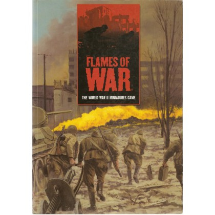 Flames of War - The World War 2 Miniatures Game (Livre V1) 001