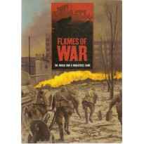 Flames of War - The World War 2 Miniatures Game (Livre 1ère édition en VO)