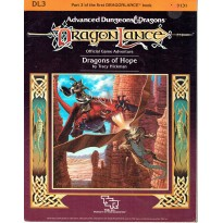 Dragonlance - DL3 Dragons of Hope (jdr AD&D 1ère édition) 004