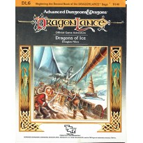 Dragonlance - DL6 Dragons of Ice (jdr AD&D 1ère édition) 002