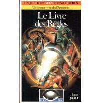 Le Livre des Règles (jdr L'Oeil Noir Gallimard) 002