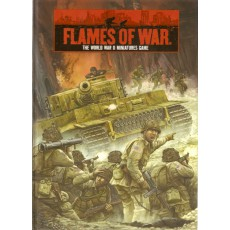 Flames of War - The World War 2 Miniatures Game (Livre 2ème édition en VO)