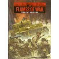 Flames of War - The World War 2 Miniatures Game (Livre 2e édition en VO) 001