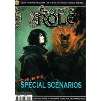 Jeu de Rôle Magazine N° 1 Hors-Série Spécial scénarios (revue de jeux de rôles) 001