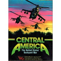 Central America - The United States' Backyard War (wargame Victory Games en VO) 002