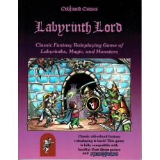 Labyrinth Lord - Classic Fantasy Roleplaying (jdr OSR de Goblinoid Games en VO)