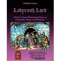 Labyrinth Lord - Classic Fantasy Roleplaying (jdr Goblinoid Games en VO)