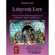 Labyrinth Lord - Classic Fantasy Roleplaying (jdr OSR de Goblinoid Games en VO) 001