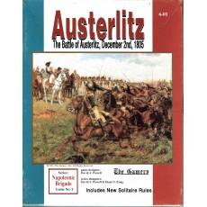 The Battle of Austerlitz, December 2nd, 1805 (wargame The Gamers en VO)