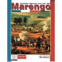 The Battle of Marengo, June 14th, 1800 (wargame The Gamers en VO) 002