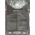 Ecran du Maître de Jeu & livret (jdr Archipels d20 System) 004