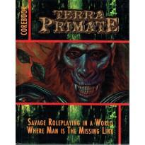 Terra Primate - Corebook (livre de base jdr en VO) 001