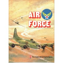 Air Force - Game of Plane to Plane Combat in Europe (wargame d'Avalon Hill en VO) 001