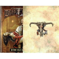 Stone Cold Dead - Coffret & livre (jdr Deadlands Reloaded en VF) 001