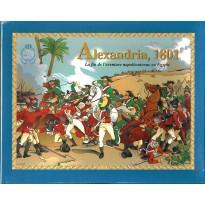 Alexandria 1801 - Les batailles de Mandara et Canope (wargame Simtac en VF) 001