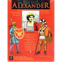 The Great Battles of Alexander Deluxe - The Macedonian Art of War 338-326 B.C. (wargame GMT en VO) 003