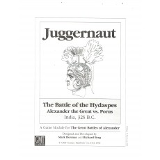Juggernaut - The Great Battles of Alexander (Module wargame GMT en VO)