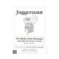 Juggernaut - Module The Great Battles of Alexander (wargame GMT en VO) 001