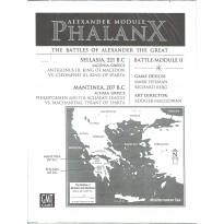 Phalanx - The Great Battles of Alexander Deluxe (Module wargame GMT en VO) 001