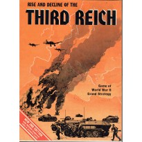 Rise and decline of the Third Reich (wargame Avalon Hill en VO) 002
