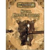 Spell Compendium (jdr Dungeons & Dragons 3.5 en VO) 001