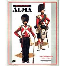 The Battle of the Alma - The Crimean War 1854-1856 (wargame 3W en VO)