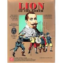 Lion of the North - The Dawn of Modern Warfare 1631-1632 (wargame de GMT en VO) 001