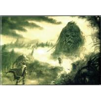 Les Ombres d'Esteren - Kit du Meneur (écran & carte seuls - jeu de rôle en VF) 002