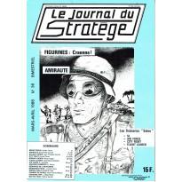 Le Journal du Stratège N° 36 (revue de jeux d'histoire & de wargames) 001